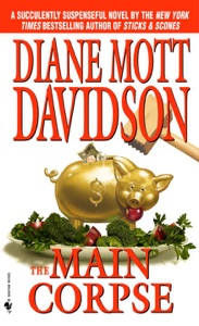 The Main Corpse - Diane Mott Davidson pdf download