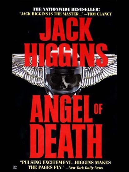 Angel of Death by Jack Higgins PDF Download