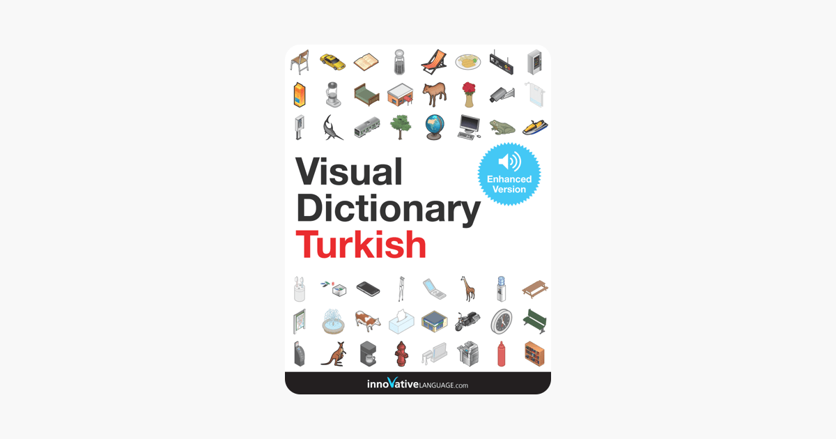 Visual Dictionary Turkish (Enhanced Version) on Apple Books