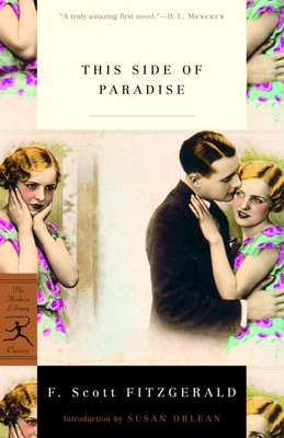 This Side of Paradise - F. Scott Fitzgerald & Susan Orlean pdf download