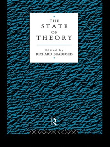 The State of Theory - Richard Bradford pdf download
