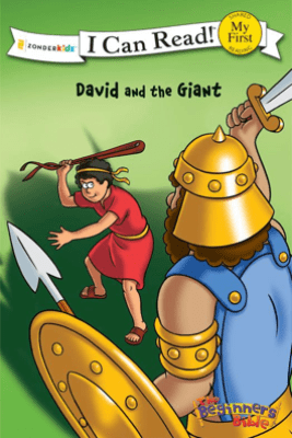The Beginner's Bible David and the Giant - Various Authors
