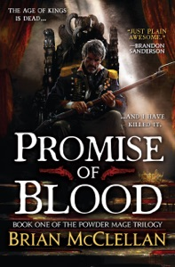 Promise of Blood - Brian McClellan pdf download