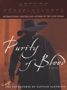 Purity of Blood - Arturo Pérez-Reverte pdf download