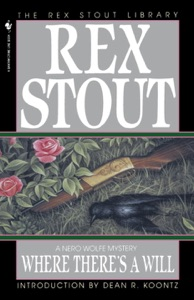 Where There's a Will - Rex Stout pdf download