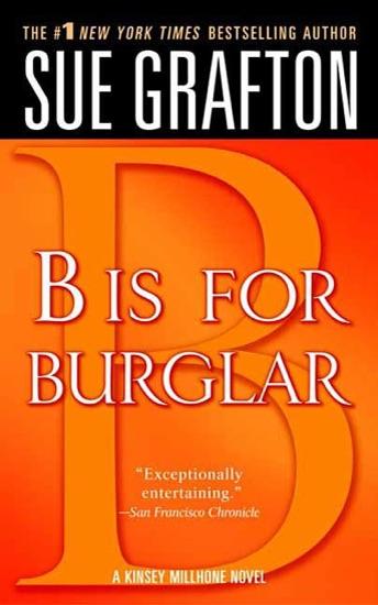 B Is for Burglar by Sue Grafton pdf download
