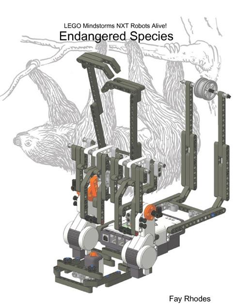 LEGO Mindstorms NXT Robots Alive! Endangered Species by
