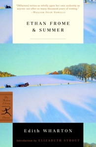 Ethan Frome & Summer - Edith Wharton & Elizabeth Strout pdf download