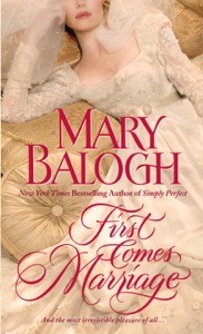 First Comes Marriage - Mary Balogh pdf download