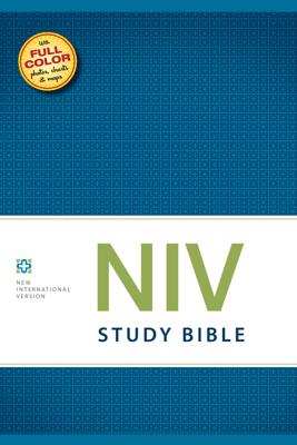 NIV Study Bible, eBook - Zondervan