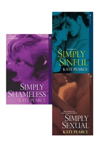 Kate Pearce Bundle: Simply Sexual, Simply Sinful & Simply Shameless - Kate Pearce pdf download