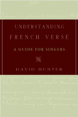 Understanding French Verse - David Hunter