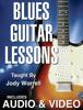Jody Worrell & Peter Vogl - Blues Guitar Lessons  artwork