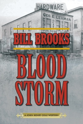 Blood Storm - Bill Brooks pdf download