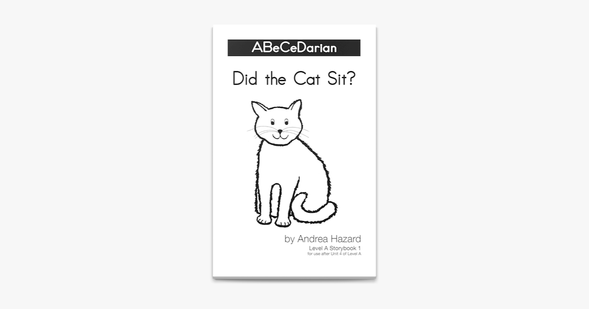 Did the Cat Sit? on Apple Books