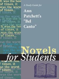 A Study Guide For Ann Patchett's