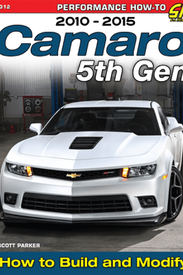 Camaro 5th Gen 2010-2015 - Scott Parker
