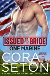 Issued to the Bride One Marine - Cora Seton pdf download