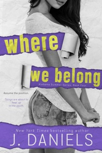 Where We Belong - J Daniels pdf download