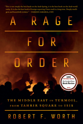 A Rage for Order - Robert F. Worth