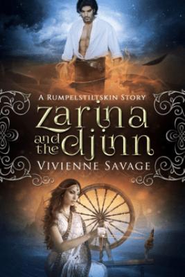 Zarina and the Djinn - Vivienne Savage