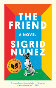 The Friend - Sigrid Nunez pdf download