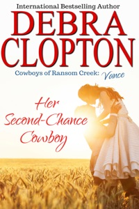Vance: Her Second-Chance Cowboy - Debra Clopton pdf download