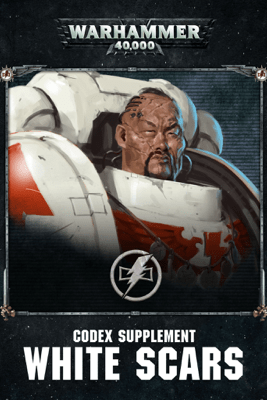 Codex Supplement: White Scars (Enhanced Edition) - Games Workshop
