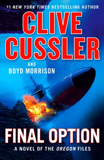 Final Option by Clive Cussler & Boyd Morrison PDF Download