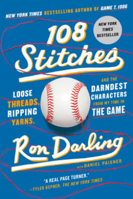 108 Stitches - Ron Darling