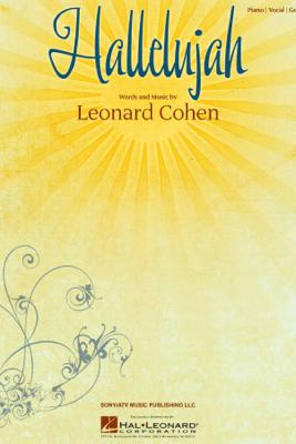 Hallelujah (Sheet Music) - Leonard Cohen