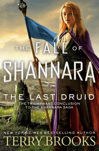 The Last Druid - Terry Brooks pdf download