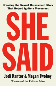 She Said - Jodi Kantor & Megan Twohey pdf download