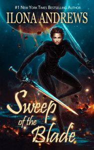 Sweep of the Blade - Ilona Andrews pdf download