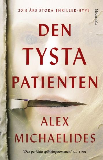 Den tysta patienten by Alex Michaelides PDF Download