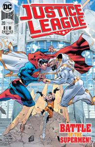 Justice League (2018-) #20 - Jorge Jimenez & Scott Snyder pdf download