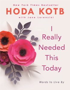 I Really Needed This Today - Hoda Kotb pdf download