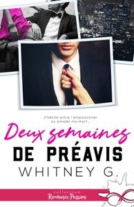 Deux semaines de préavis - Whitney G. pdf download