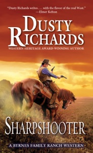 Sharpshooter - Dusty Richards pdf download