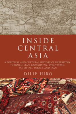 Inside Central Asia - Dilip Hiro
