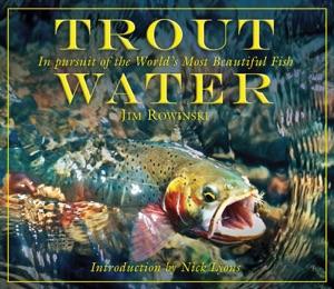 Trout Water - Jim Rowinski & Nick Lyons pdf download