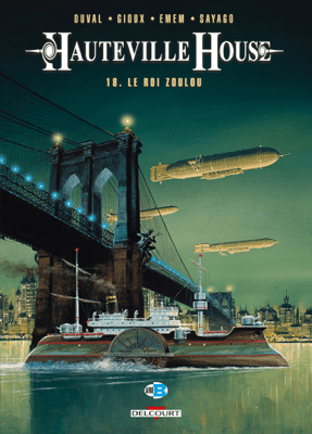 Hauteville House T18 - Fred Duval & Thierry Gioux pdf download