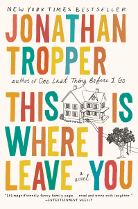 This Is Where I Leave You - Jonathan Tropper pdf download