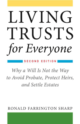 Living Trusts for Everyone - Ronald Farrington Sharp pdf download