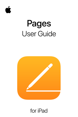 Pages User Guide for iPad - Apple Inc.