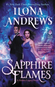 Sapphire Flames - Ilona Andrews pdf download