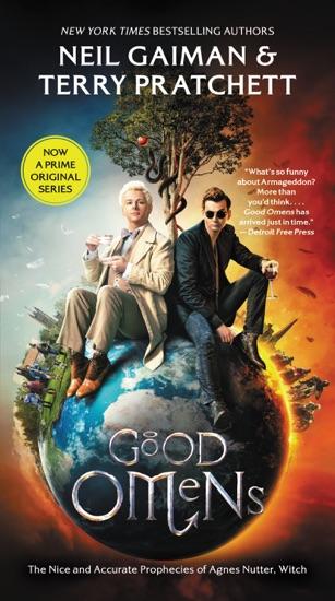 Good Omens by Neil Gaiman & Terry Pratchett PDF Download