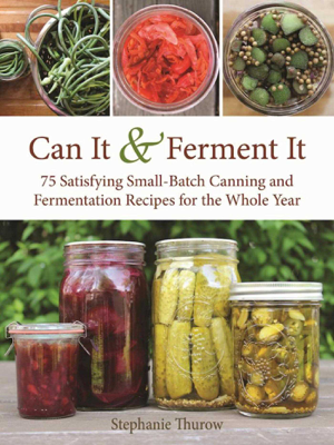 Can It & Ferment It - Stephanie Thurow pdf download