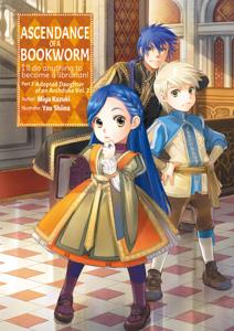Ascendance of a Bookworm: Part 3 Volume 2 - Miya Kazuki pdf download