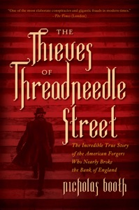 The Thieves of Threadneedle Street - Nicholas Booth pdf download